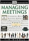 eBook cover of Managing Meetings