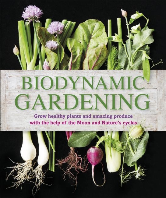 Paperback cover of Biodynamic Gardening
