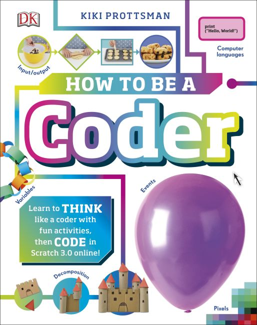 Hardback cover of How To Be a Coder