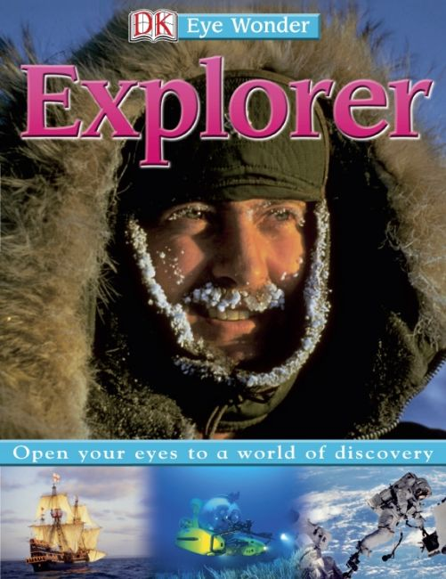 eBook cover of Eye Wonder Explorer