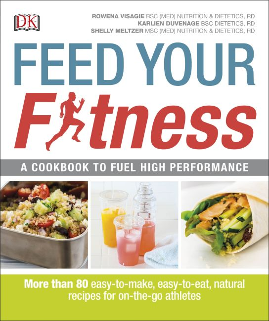 Paperback cover of Feed Your Fitness