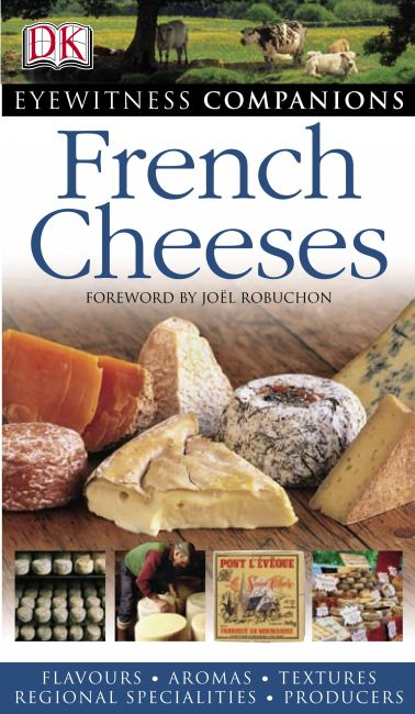 Flexibound cover of French Cheeses