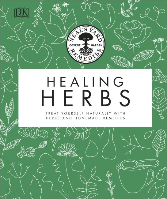 Hardback cover of Neal's Yard Remedies Healing Herbs