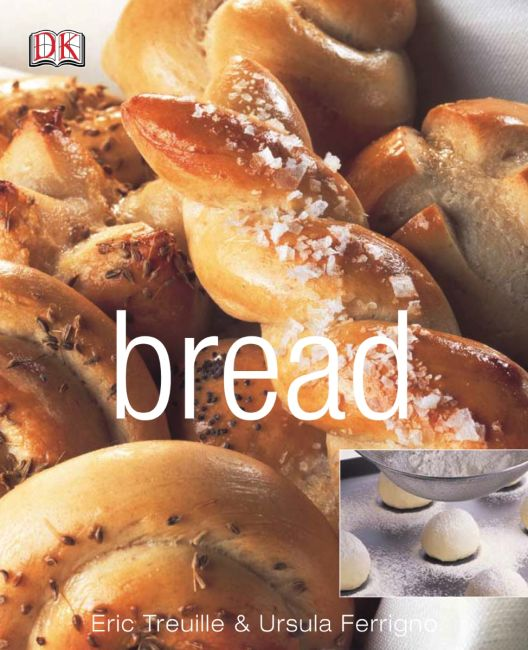eBook cover of Bread Revised
