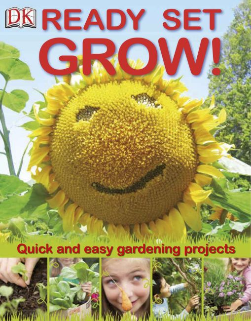 eBook cover of Ready Set Grow!