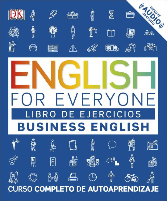 Flexibound cover of English for Everyone: Business English, Libro de ejercicios