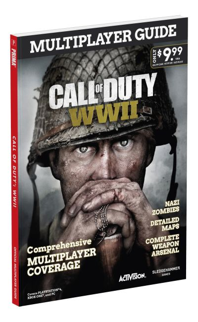 Paperback cover of Call of Duty: WWII