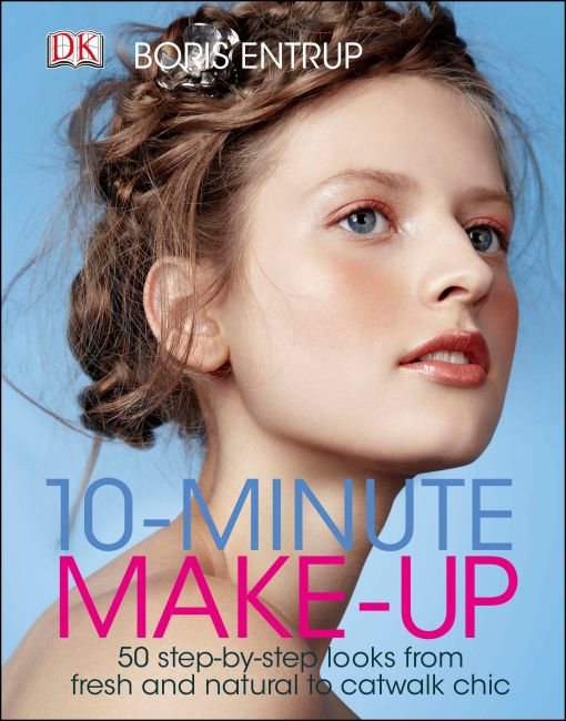Hardback cover of 10 Minute Make-up
