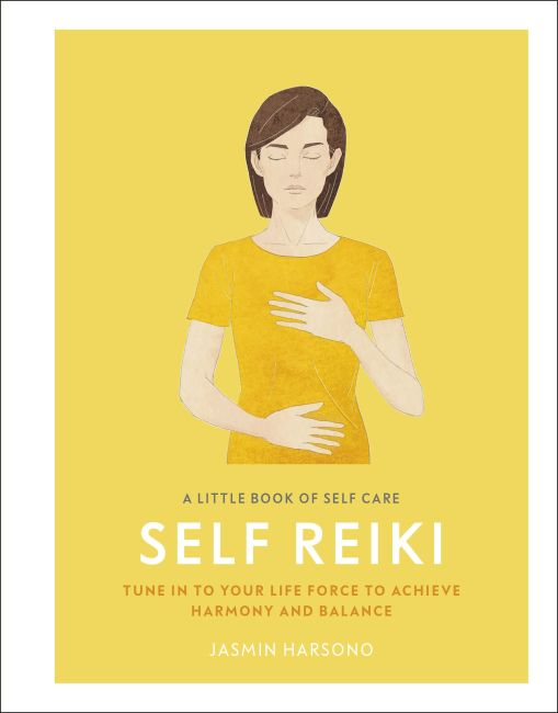 Hardback cover of Self Reiki