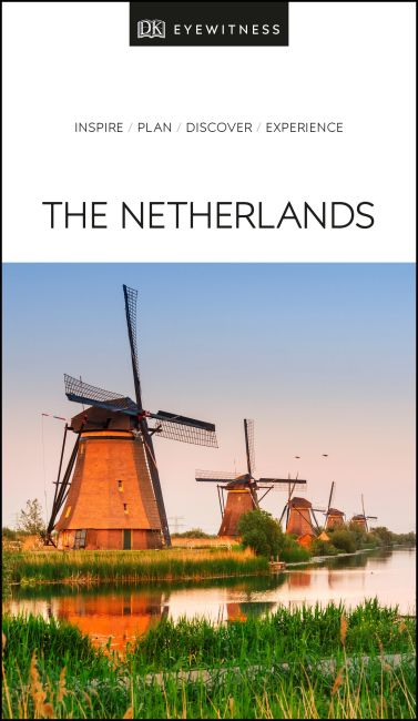 Paperback cover of DK Eyewitness The Netherlands