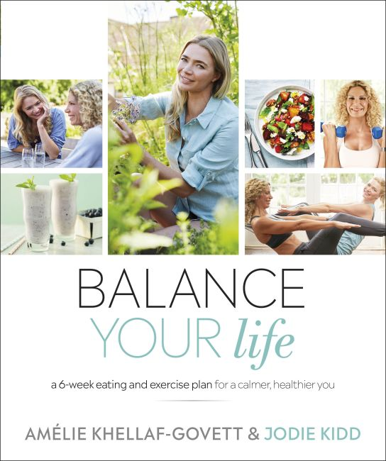 Paperback cover of Balance Your Life