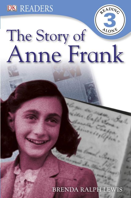 eBook cover of The Story of Anne Frank