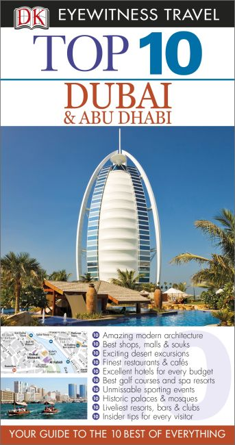 eBook cover of Top 10 Dubai and Abu Dhabi