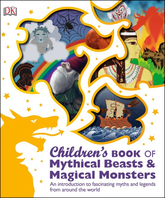 eBook cover of Children's Book of Mythical Beasts and Magical Monsters