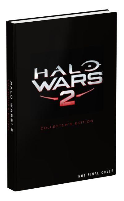 Hardback cover of Halo Wars 2