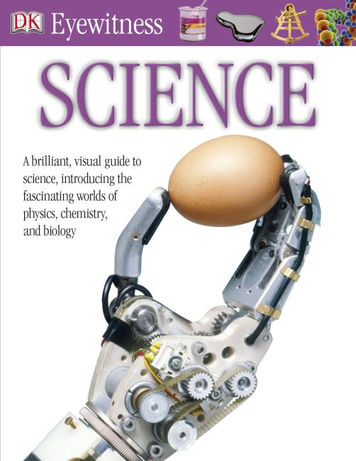 eBook cover of Science