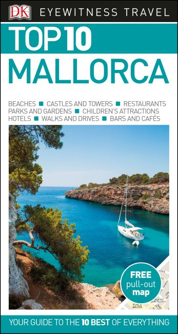 Paperback cover of Top 10 Mallorca