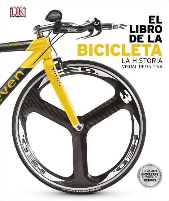 Hardback cover of El Libro de la Bicicleta