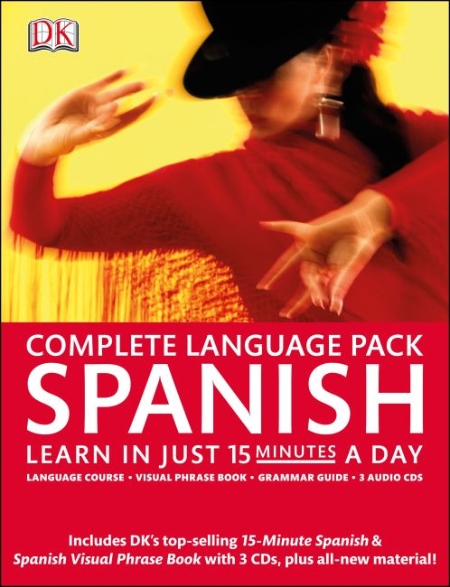 Paperback cover of Complete Spanish Pack