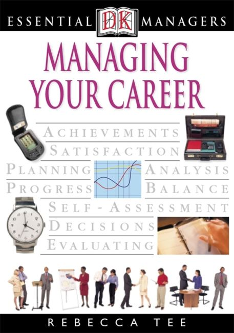 eBook cover of Managing Your Career