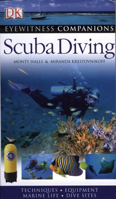 eBook cover of Scuba Diving