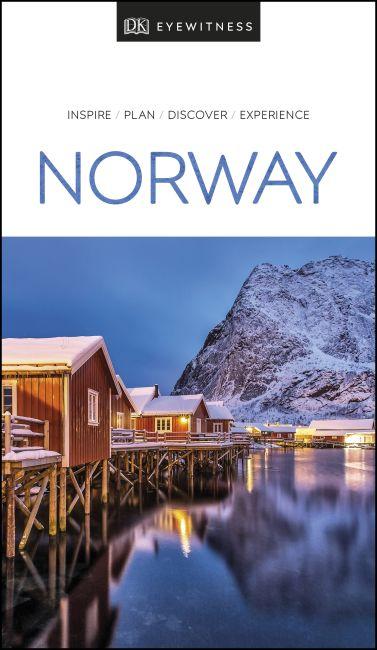 Paperback cover of DK Eyewitness Norway