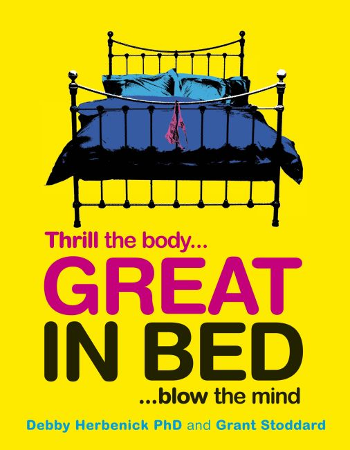 eBook cover of Great in Bed