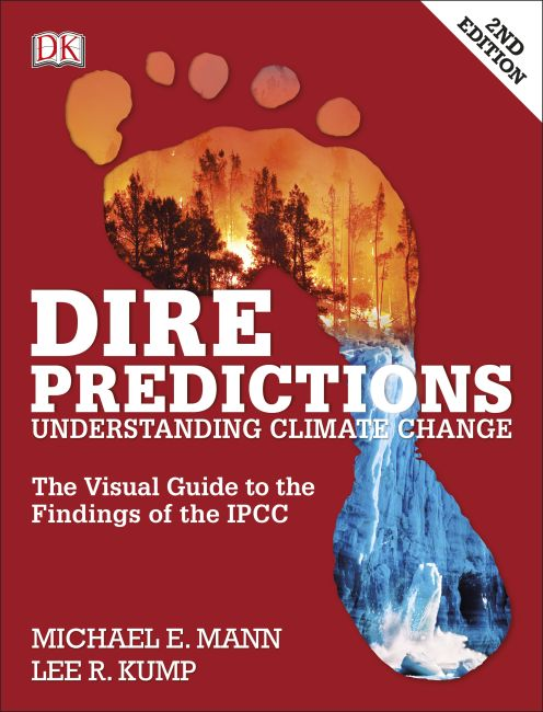 Paperback cover of Dire Predictions