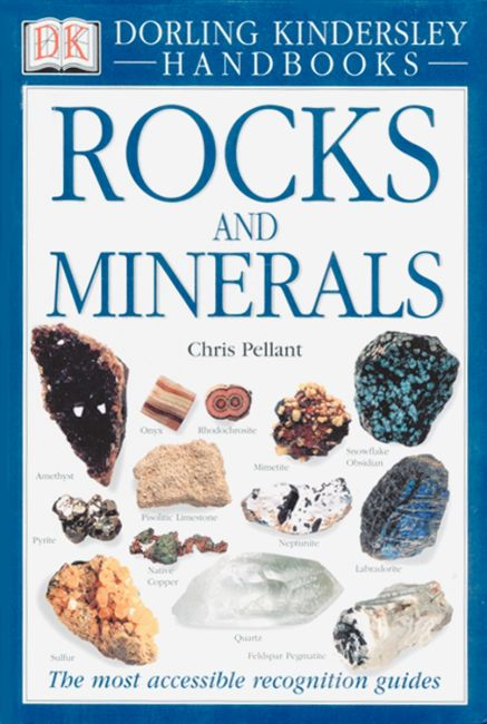 Flexibound cover of Handbooks: Rocks and Minerals