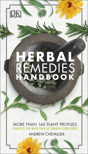 Flexibound cover of Herbal Remedies Handbook