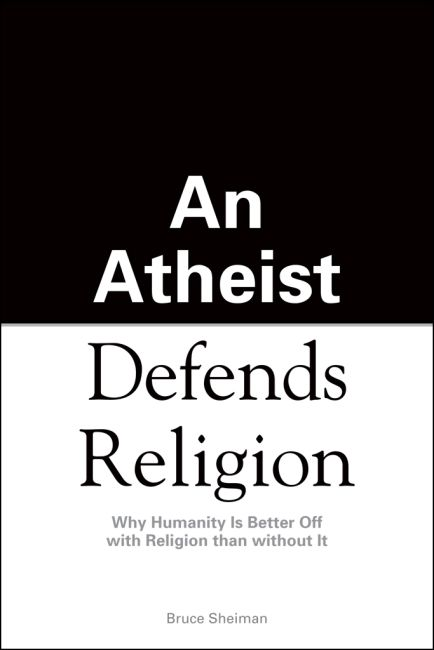 eBook cover of An Athiest Defends Religion