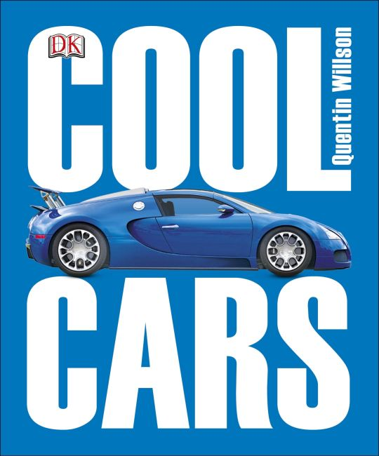 Paperback cover of Cool Cars