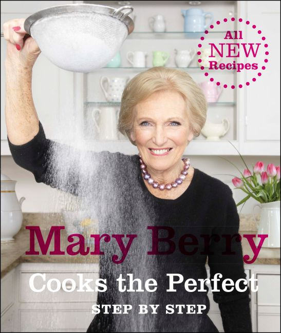 eBook cover of Mary Berry Cooks The Perfect