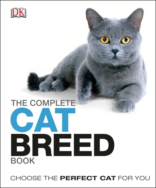 eBook cover of The Complete Cat Breed Book