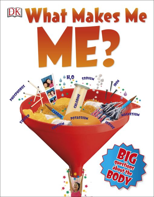 Paperback cover of What Makes Me, Me?