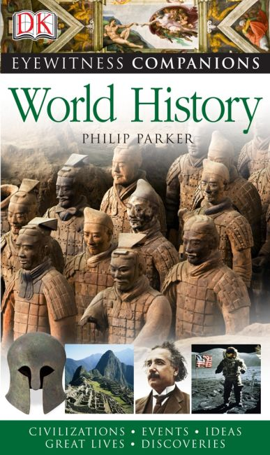 Flexibound cover of World History