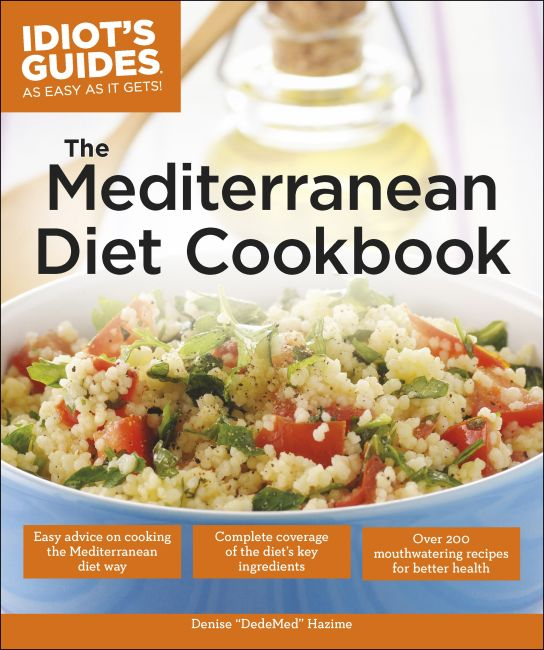 eBook cover of The Mediterranean Diet Cookbook