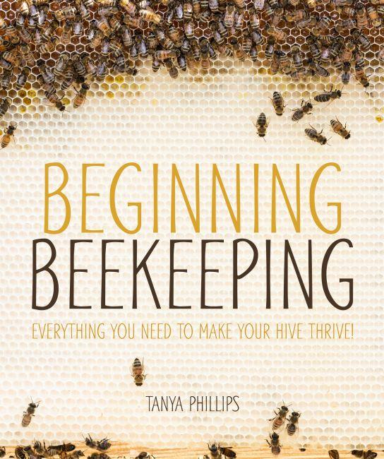 Paperback cover of Beginning Beekeeping