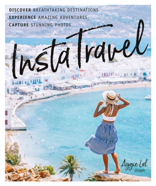 Paperback cover of InstaTravel