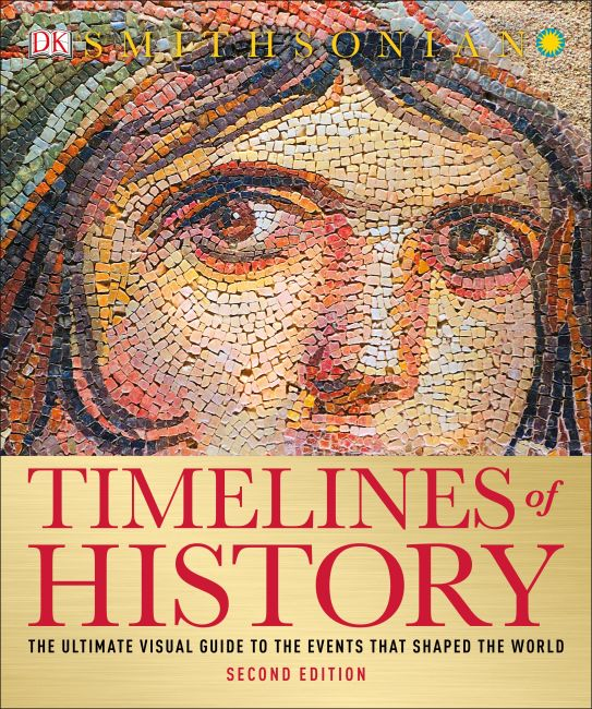 Paperback cover of Timelines of History