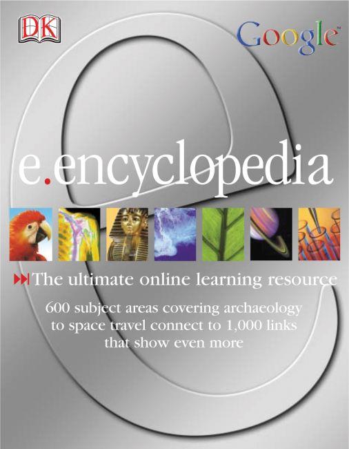eBook cover of E-encyclopedia