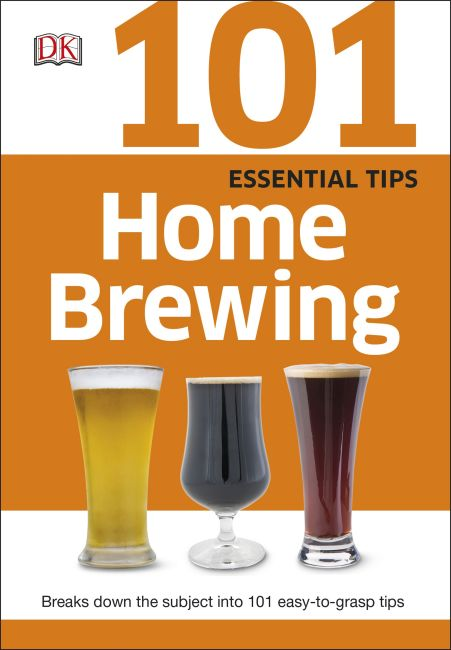 eBook cover of 101 Essential Tips: Home Brewing
