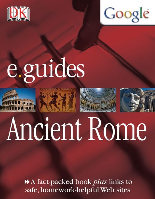 eBook cover of DK/Ggle E.gds:Act Rome