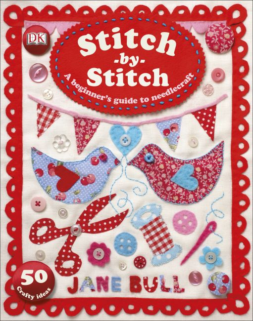 Paperback cover of Stitch-by-Stitch