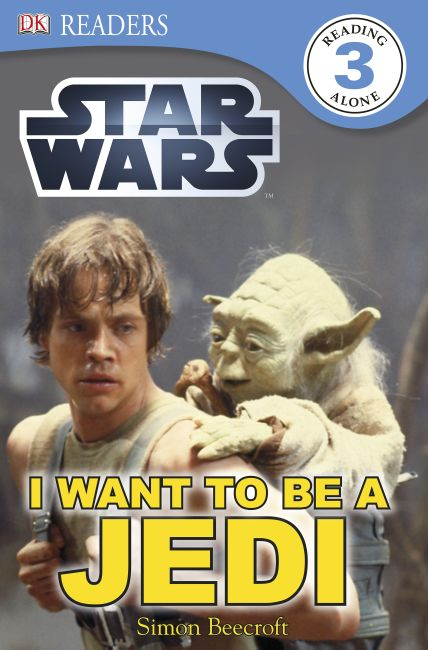 eBook cover of Star Wars I Want to Be a Jedi