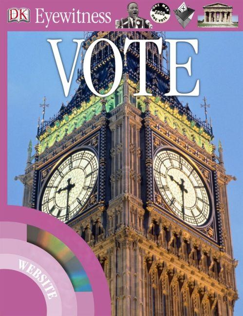 eBook cover of Vote
