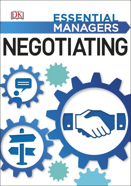 Paperback cover of Negotiating
