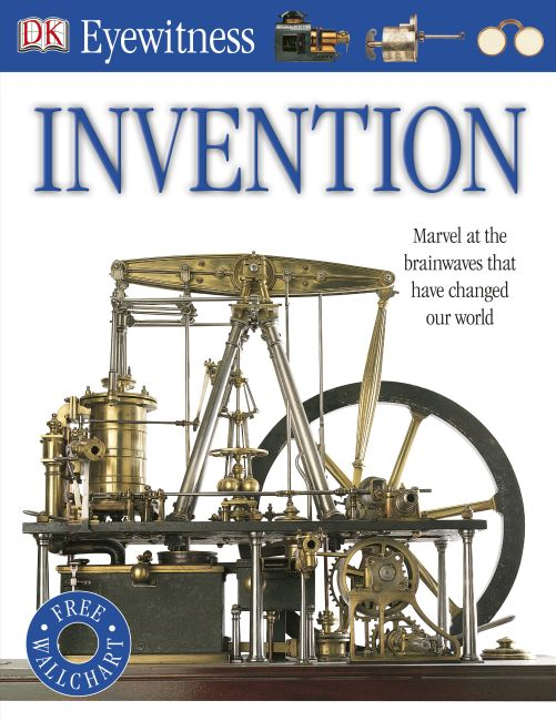 Paperback cover of Invention