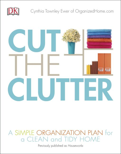 Paperback cover of Cut the Clutter