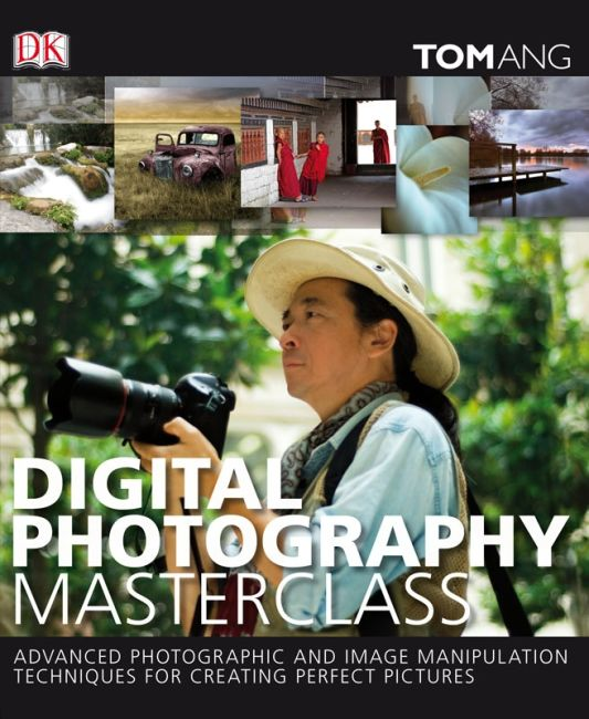 eBook cover of Digital Photography Masterclass